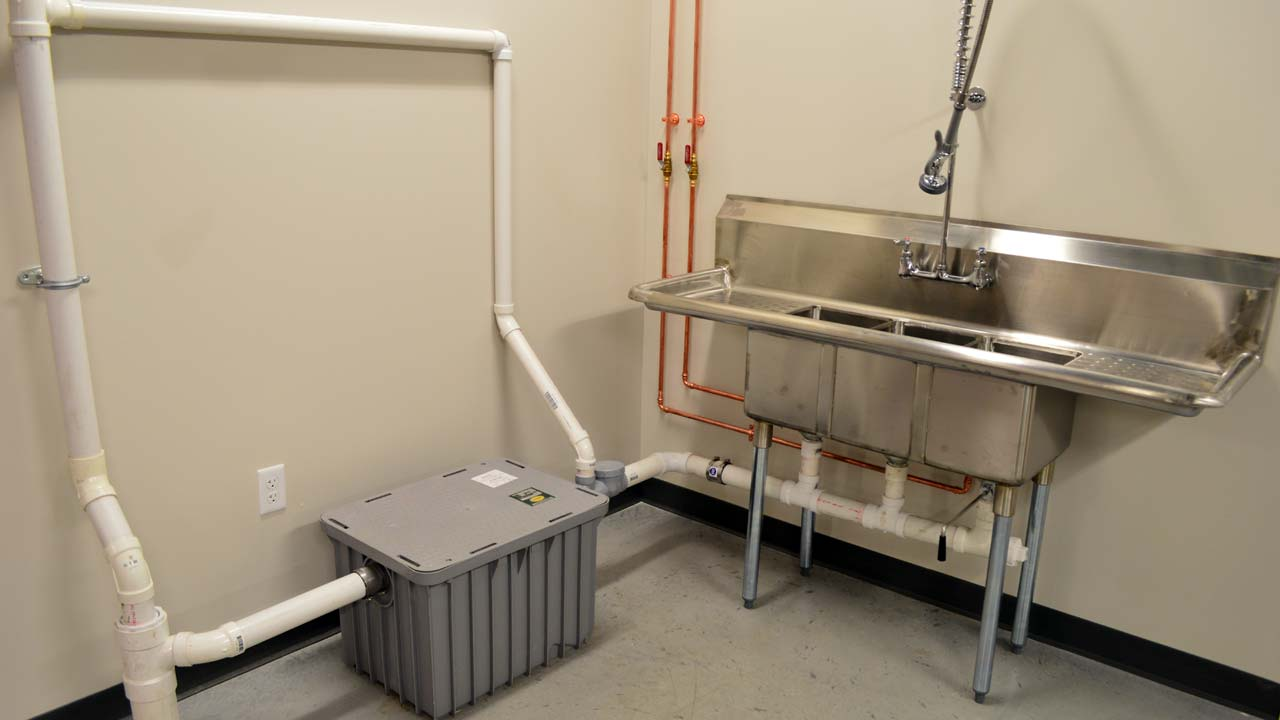 What Do Kitchen Grease Traps And Interceptors Do Roto Rooter Blog