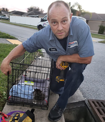 Tampa Branch Pet Rescue