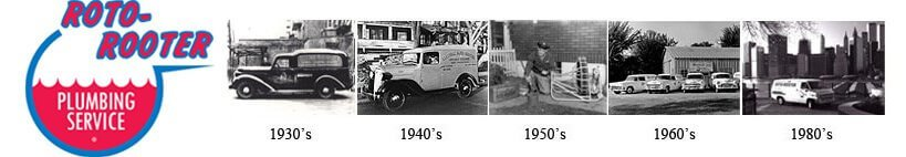 roto-rooter history