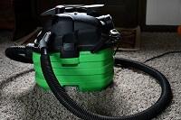 wet vacuum