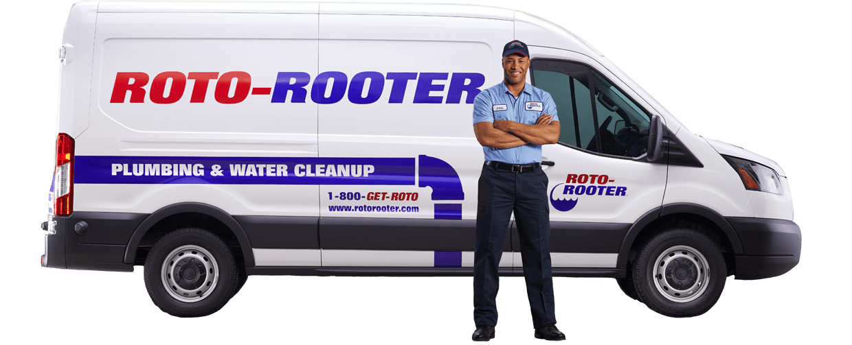 Local Plumbing and Drain Cleaning Service in Roto-Rooter