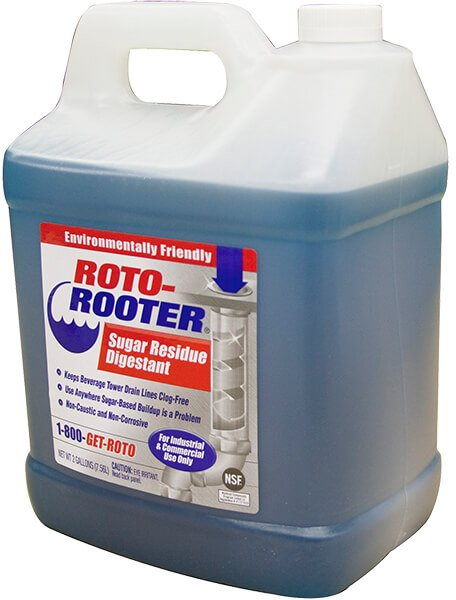 Roto-Rooter® Sugar Residue Digestant