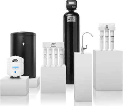 Roto-Rooter Water Softener Products